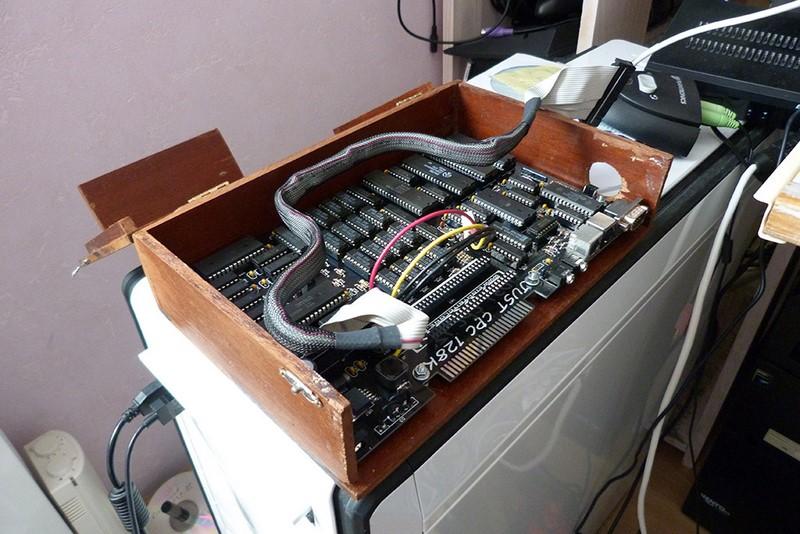 Just CPC 128k unboxed